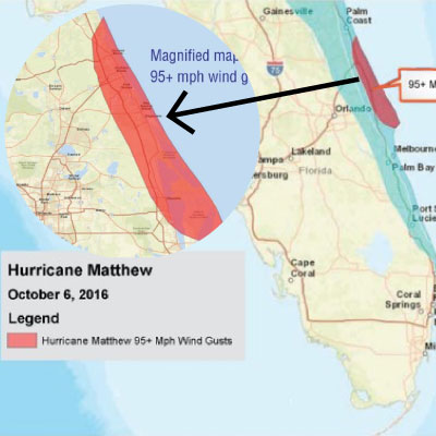 Wind Path Analysis