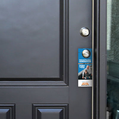 Two-Sided Door Hangers