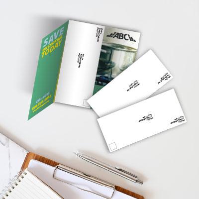 Tri-Fold Mailers